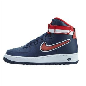 Nike air force 1 high NBA sneakers